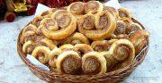 Palmiers aux saveurs pain d'épices