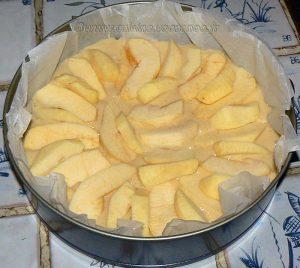 Coulant aux pommes étape2
