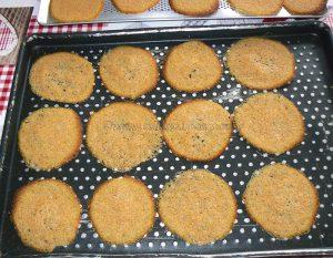 Millefeuille crème de pistache, tuiles croustillantes à l'orange sanguine etape9