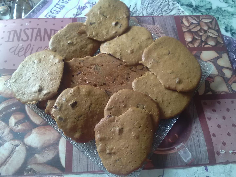 cookies chicorée (pascale)