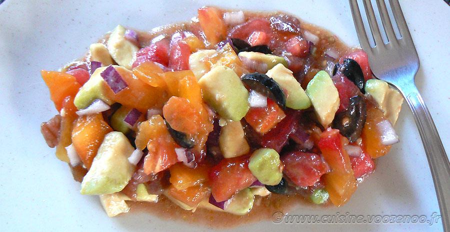 Salsa de tomates slider