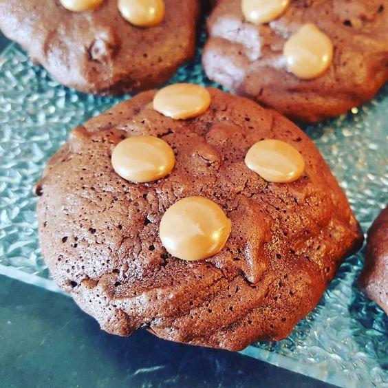 cookies brownies de vanessa