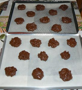 Cookies Brownies etape3