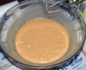 Banana Bread aux noix de pécan etape1