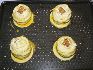 Pommes feuilletées etape2