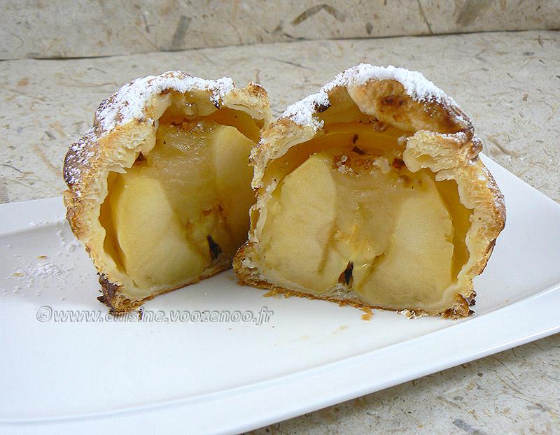 Pommes feuilletées fin2