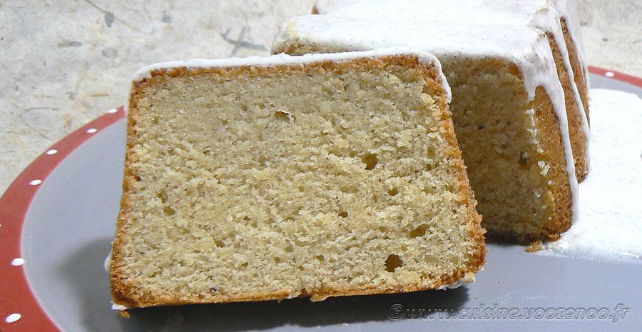 Cake infiniment vanille de Pierre Hermé slider