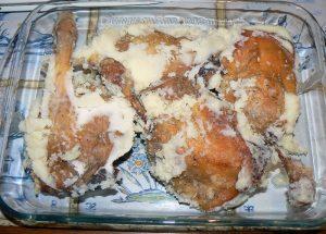 Confit de canard (cuisson 2h en cocotte) etape4