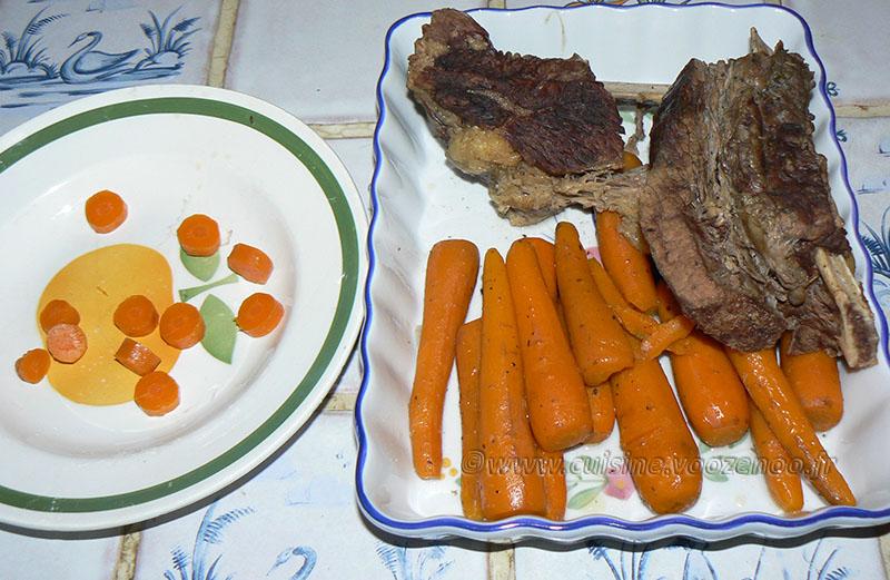 Salade de bœuf et pommes de terre etape2