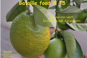 logo bataille citron