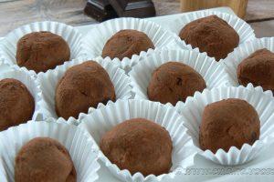 Truffes au poivre mandarine du Népal