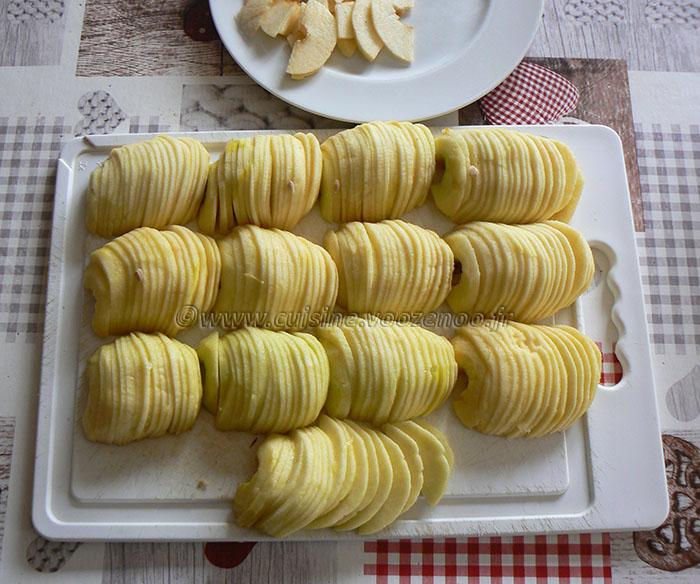 Tarte aux pommes etape5