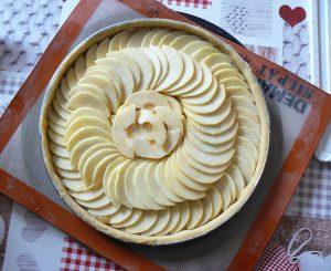 Tarte aux pommes etape9