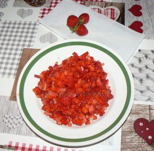 Charlotte aux fraises d'Hélène etape2