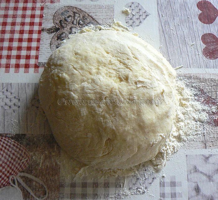 Gnocchi de pomme de terre maison etape2