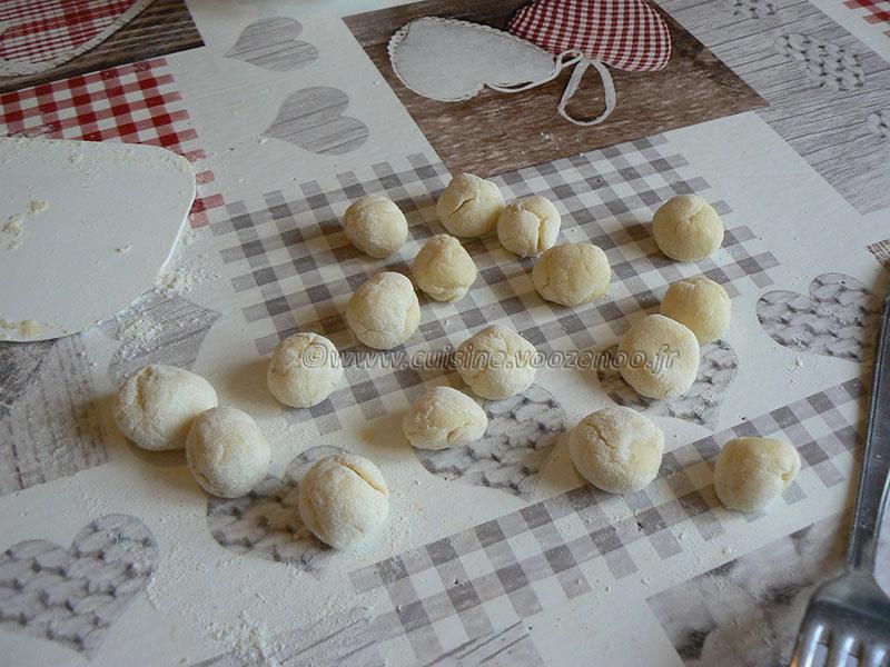 Gnocchi de pomme de terre maison etape4