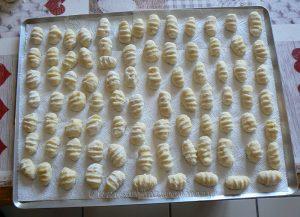 Gnocchi de pomme de terre maison presentation