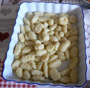 Gnocchi deux cuissons, crème brocoli au parmesan etape3