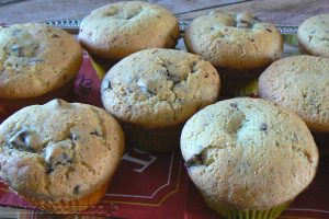 Cookie Muffin aux Oréos slider