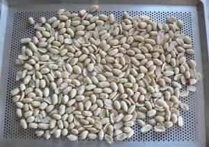 Ful sudani – Macarons aux cacahuètes etape1