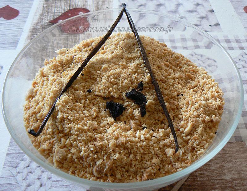 Ful sudani – Macarons aux cacahuètes etape4