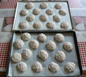 Ful sudani – Macarons aux cacahuètes etape7
