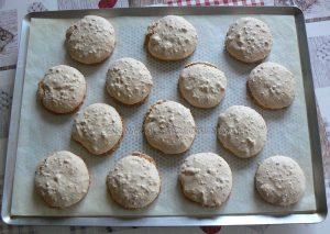 Ful sudani – Macarons aux cacahuètes fin
