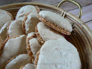 Ful sudani – Macarons aux cacahuètes presentation