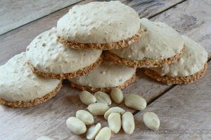 Ful sudani – Macarons aux cacahuètes