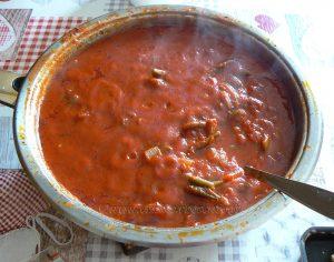 Poulet parmigiana ou Chicken parma etape4