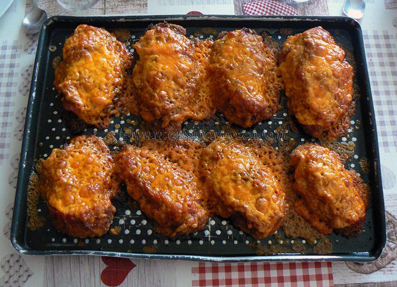 Poulet parmigiana ou Chicken parma fin