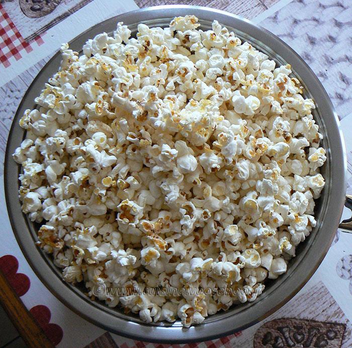 Bougonnen – Pop-corn Haïtien etape1