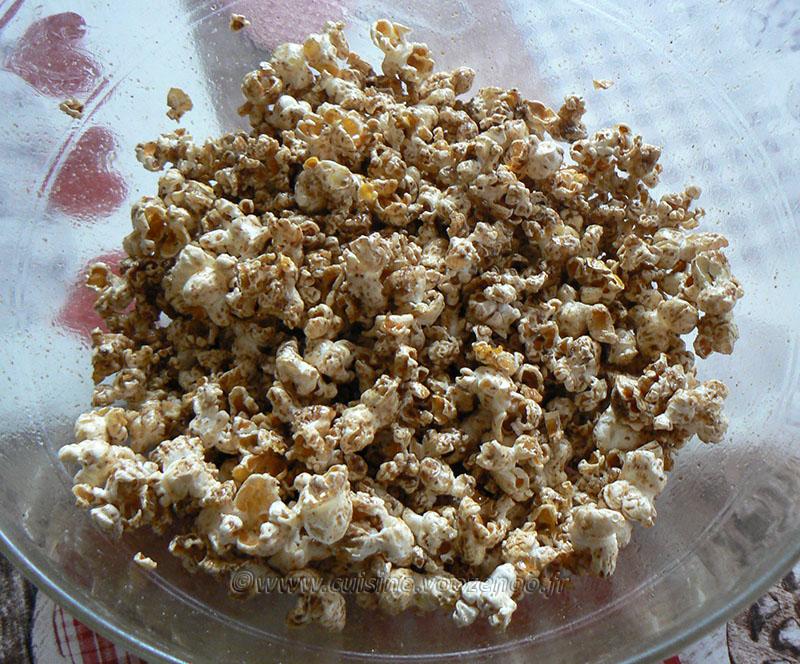 Bougonnen – Pop-corn Haïtien etape3