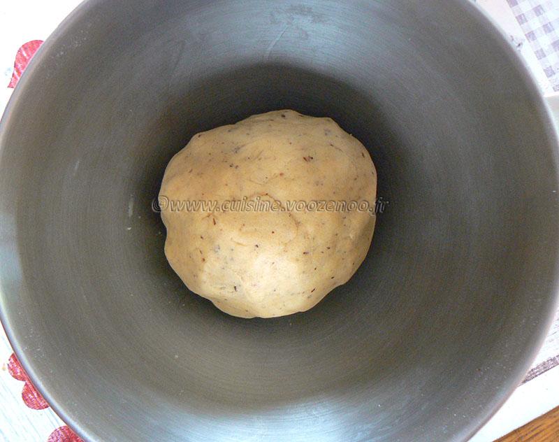 Biscuits champignons etape2