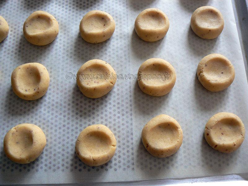 Biscuits champignons etape3