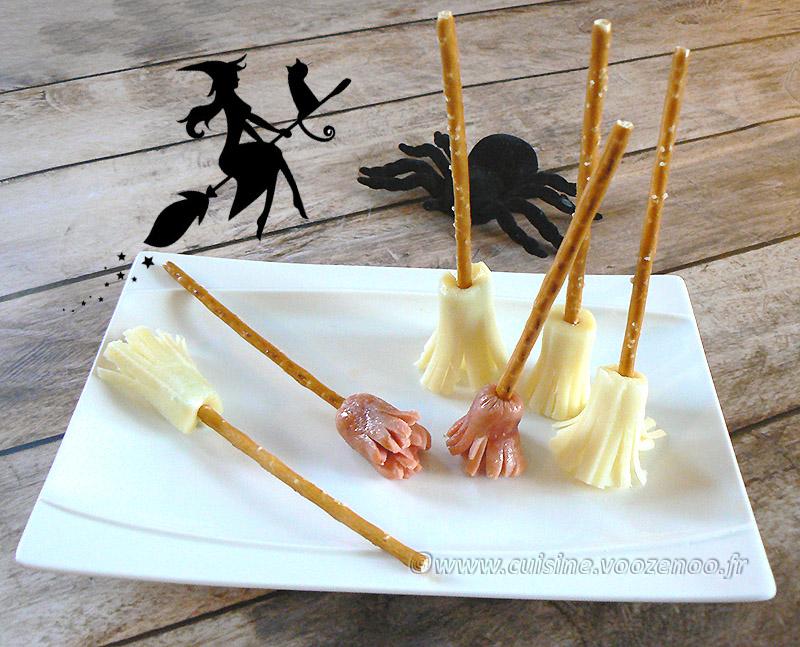 Balais de sorcière presentation