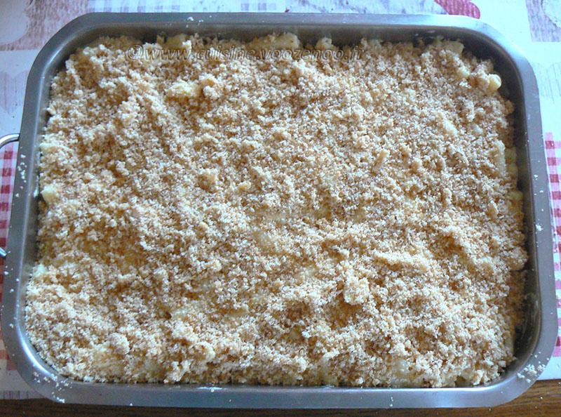 Gratin de pâtes de Susan etape3