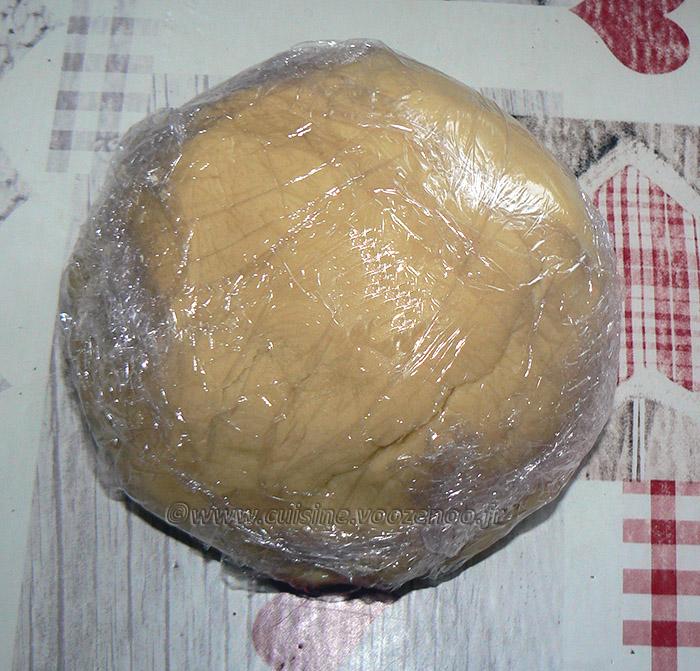 Biscuits façon Kango etape3