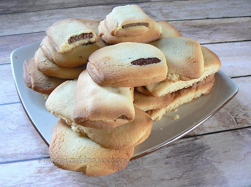 Biscuits façon Kango presentation