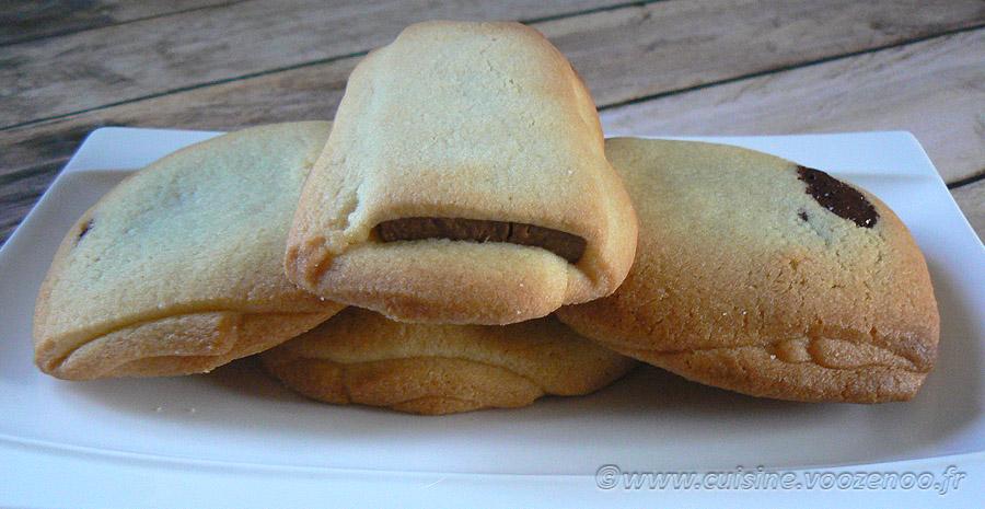 Biscuits façon Kango slider
