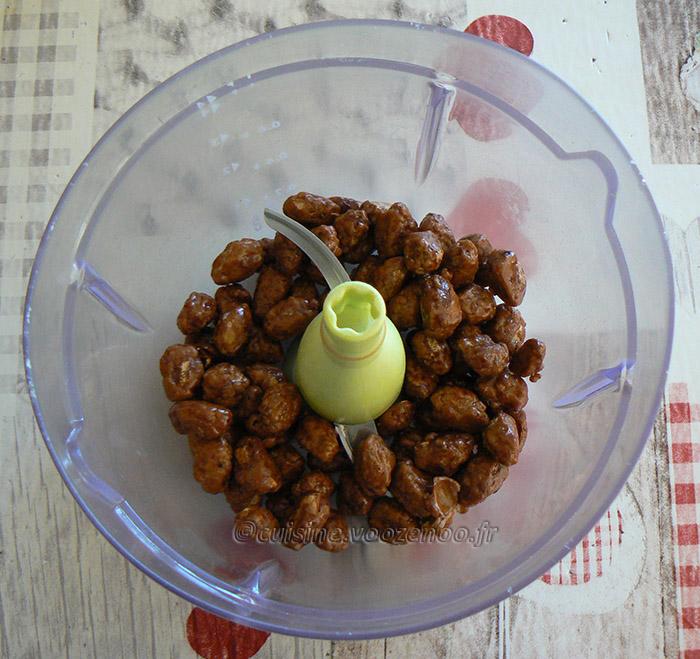 Cookies Peanuts de Snoopy etape1