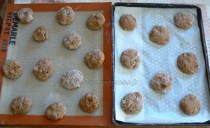 Cookies Peanuts de Snoopy etape5