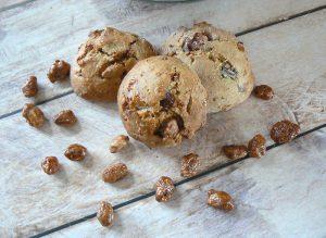 Cookies Peanuts de Snoopy fin4