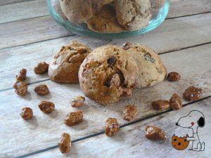 Cookies Peanuts de Snoopy presentation