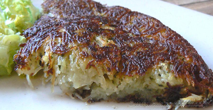 Millassou au beurre de tonka slider