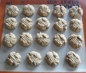 Biscuits façon spéculoos fin