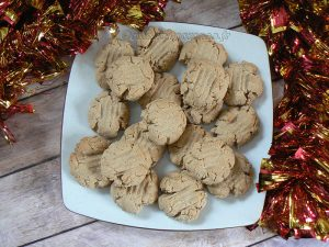Biscuits façon spéculoos presentation