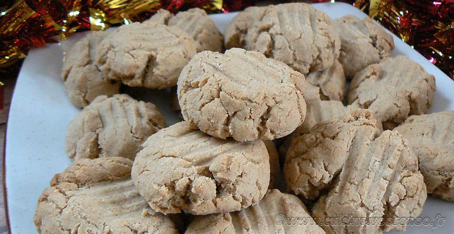 Biscuits façon spéculoos slider