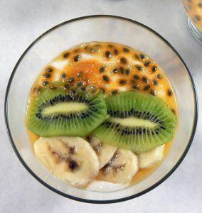 Douceur exotique – Banane kiwi passion fin