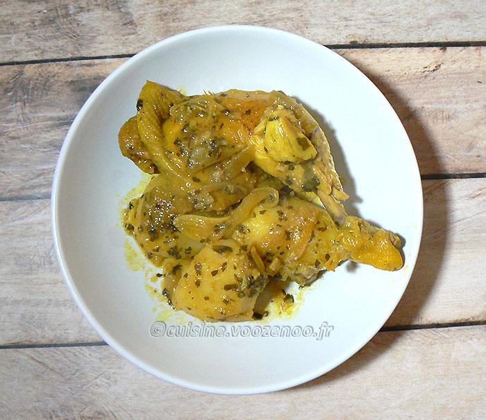 Tajine de poulet au citron confit fin2